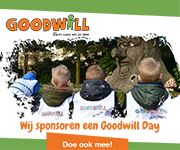 Sponsor de Goodwill Days en geef kleur aan de zorg!