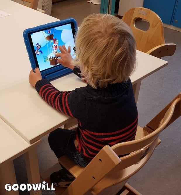 2 nieuwe iPads voor ODC BaLaDe in Waalwijk