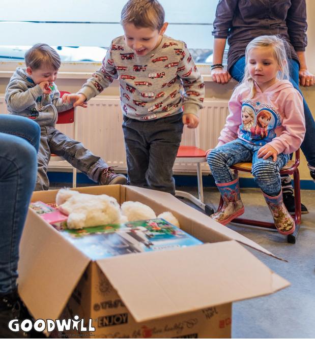 75 Kinderkerstpakketten
