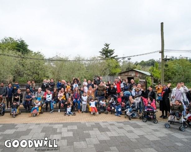 JUBILEUM Goodwill Day: CityKids naar Diergaarde Blijdorp