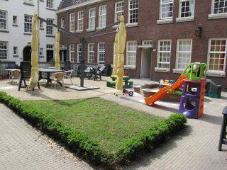 Locatie Het Lindenhofje Amsterdam