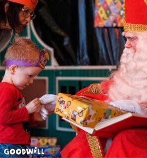 Sinterklaas van Goodwill.nl