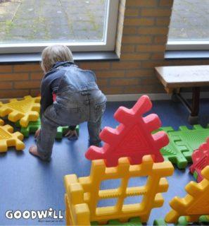 Spelenderwijs ontdekken met constructieblokken-Goodwill.nl