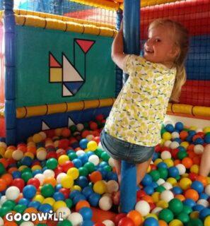 Spelen in de ballenbak met de Goodwill Day