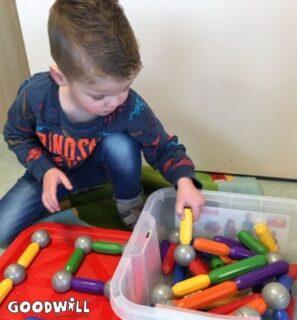 Magnetische constructiemateriaal voor kinderen_Goodwill.nl