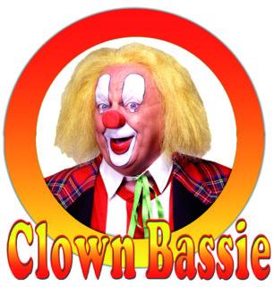 AmBASSIEdeur Clown Bassie
