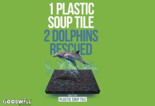 Blog over Plastic Soup Floors-Goodwill.nl