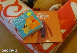 Nieuwe kinderboeken