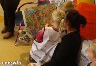 Voorlezen aan kinderen